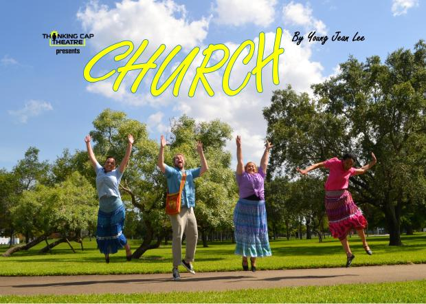 Church by Young Jean Lee presented by Thinking Cap Theatre